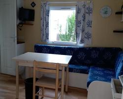 Mobil home 2 chambres sur Camping 4 étoiles