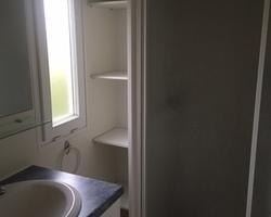Mobil-home 2 chambres marque Louisiane Océan