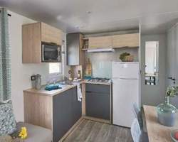 Mobil-home 3 chambres marque Rapidhome