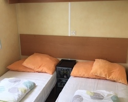 Mobil-home occasion 2 chambres IRM Super Mercure